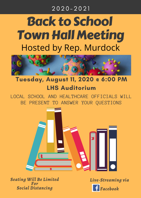 Back to School Town Meeting