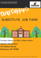 Substitute Job Fair!